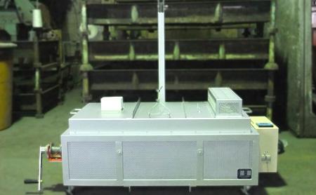 オーダーメード電気炉写真1