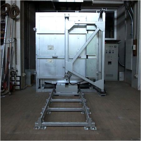 ロストワックス用電気炉